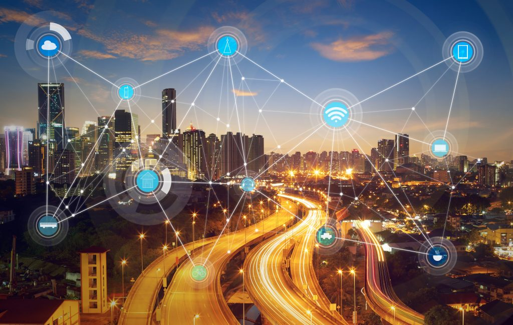 Smart Cities Infrastructure