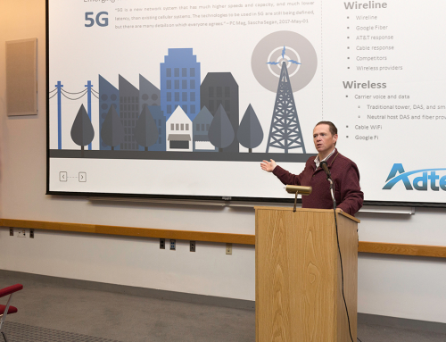 Adtell provides educational forum for PA Municipal Electric Association's Tech Group