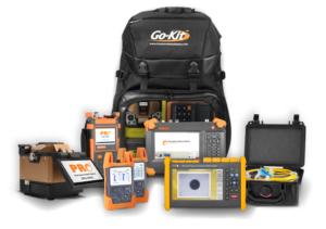 Precision Rated Optics - Test Equipment, Go-Kit®, Fusion Splicers
